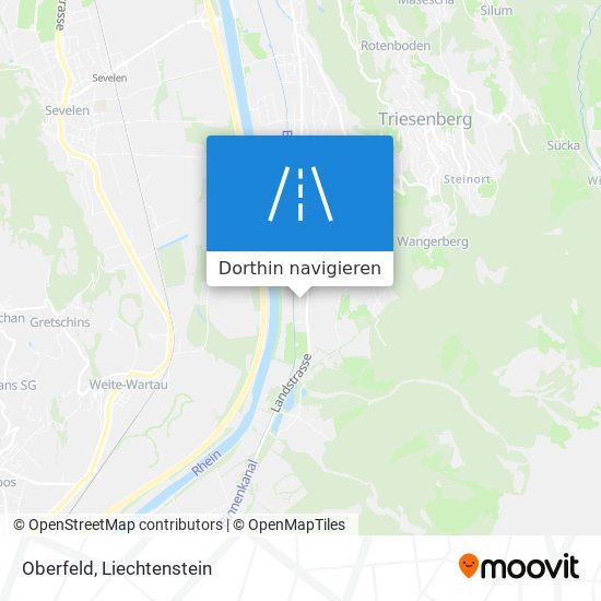 Oberfeld Karte