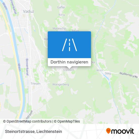Steinortstrasse Karte