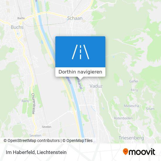 Im Haberfeld Karte