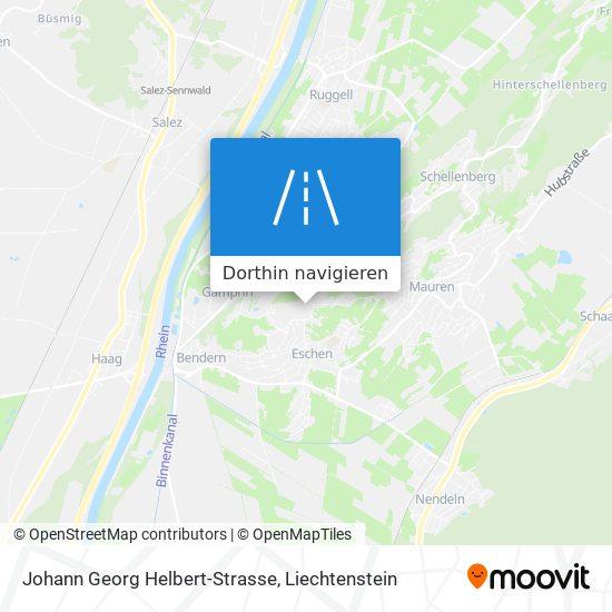 Johann Georg Helbert-Strasse Karte