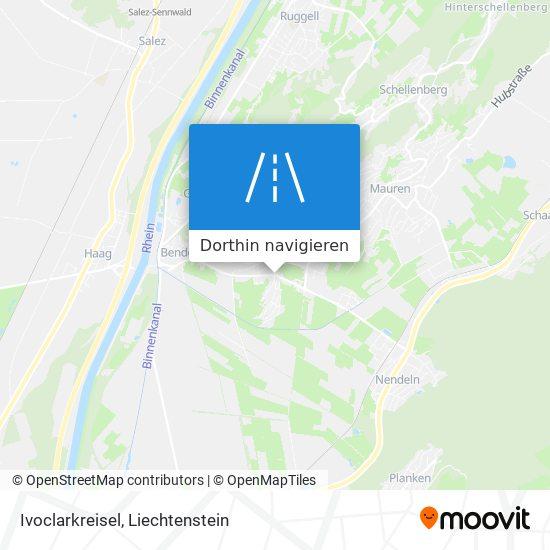 Ivoclarkreisel Karte