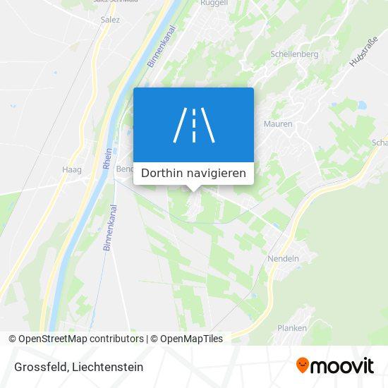 Grossfeld Karte