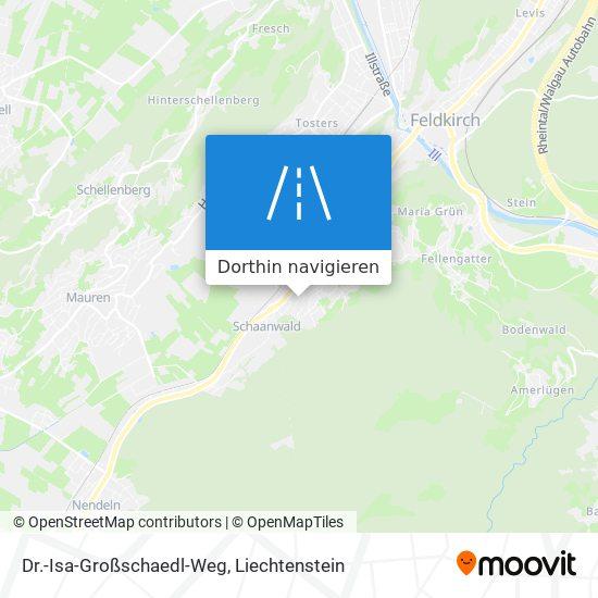 Dr.-Isa-Großschaedl-Weg Karte
