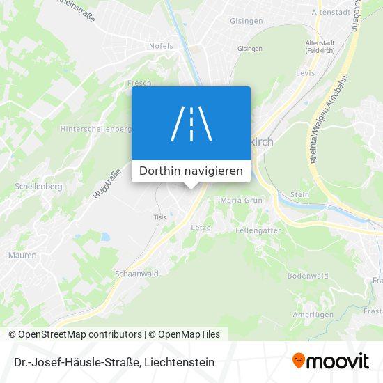Dr.-Josef-Häusle-Straße Karte