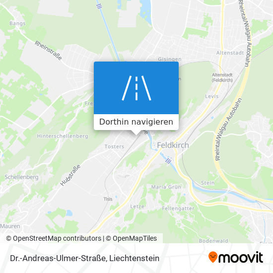 Dr.-Andreas-Ulmer-Straße Karte