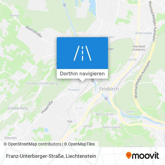 Franz-Unterberger-Straße Karte