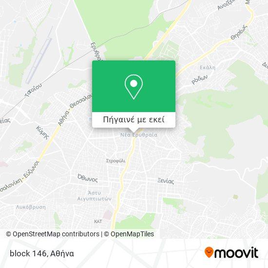 block 146 χάρτης