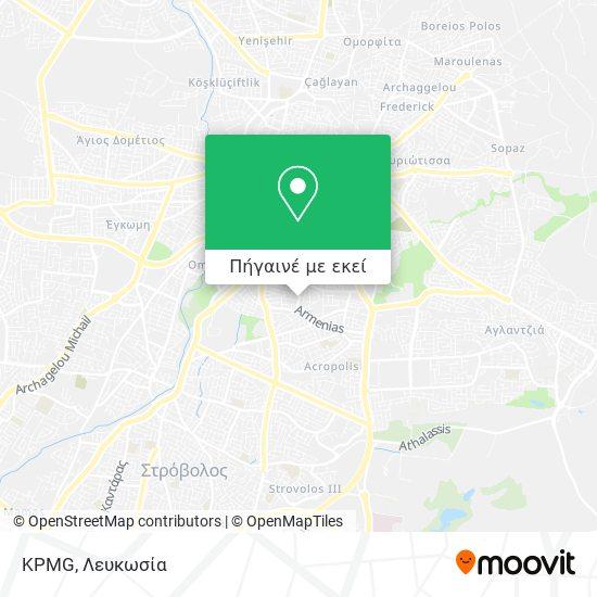 KPMG χάρτης