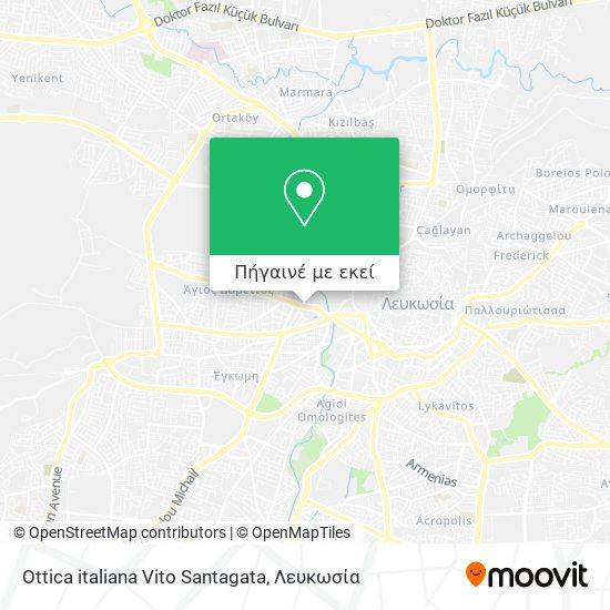 Ottica italiana Vito Santagata χάρτης