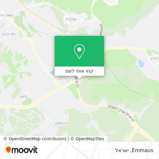 מפת Emmaus