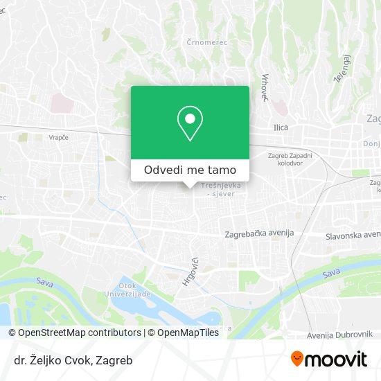 Karta dr. Željko Cvok