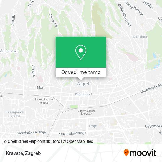 Karta Kravata