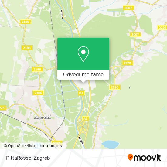 Karta PittaRosso