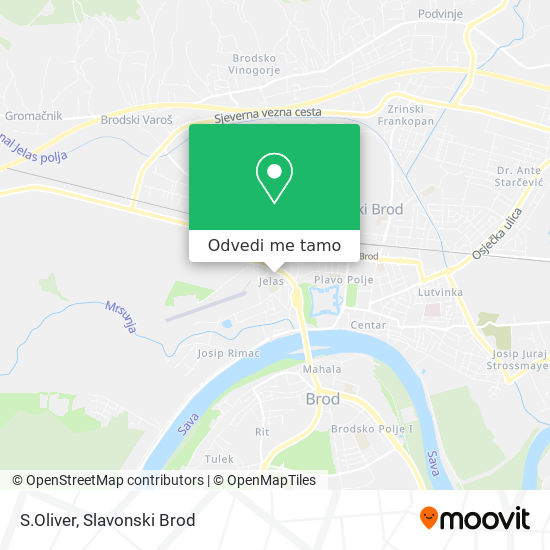Karta S.Oliver