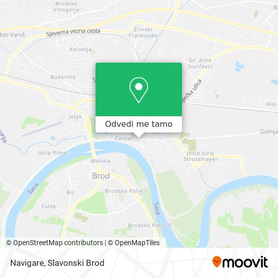 Karta Navigare