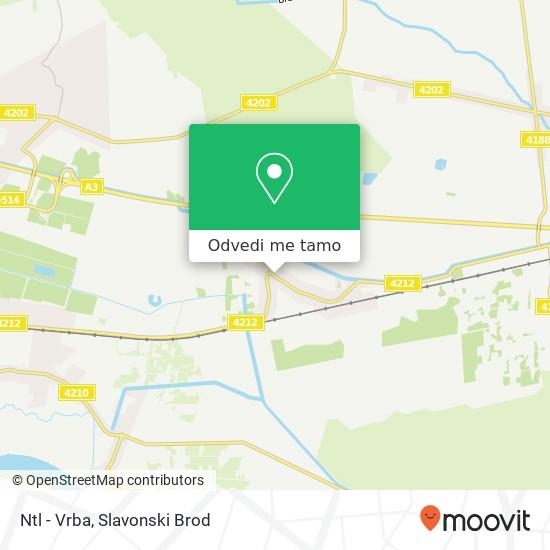 Karta Ntl - Vrba