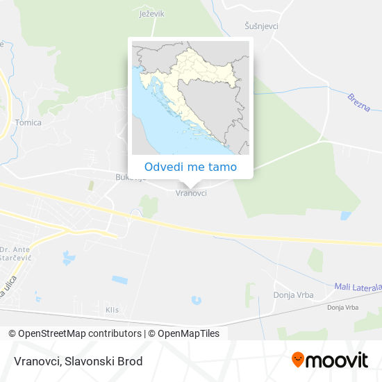 Karta Vranovci