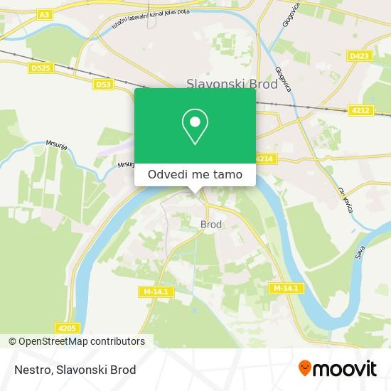Karta Nestro