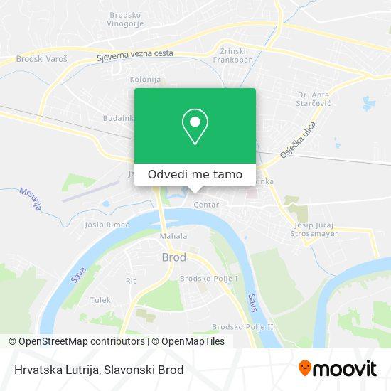 Karta Hrvatska Lutrija