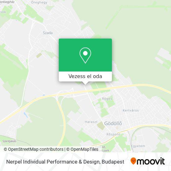 Nerpel Individual Performance & Design térkép