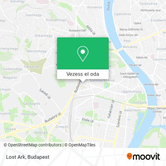 Lost Ark térkép