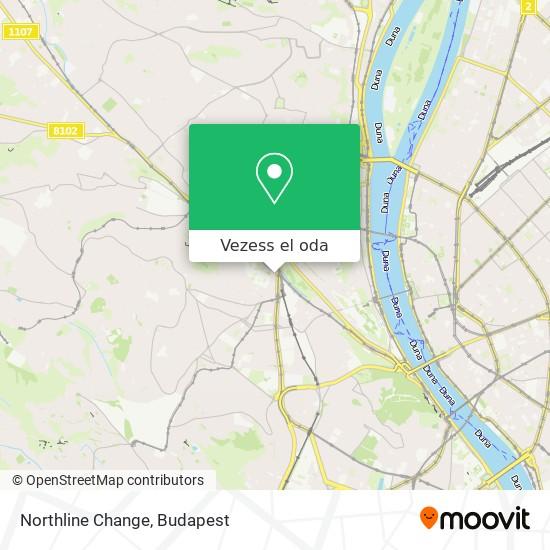 Northline Change térkép