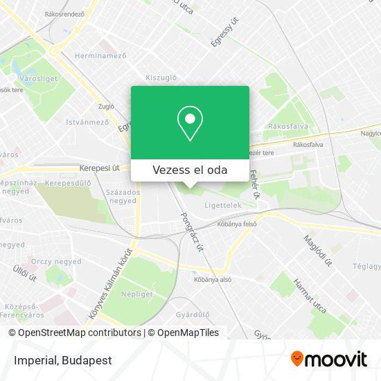 Imperial térkép