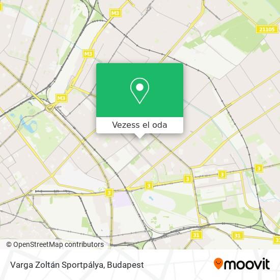 Kövér Lajos Utcai Sporttelep térkép