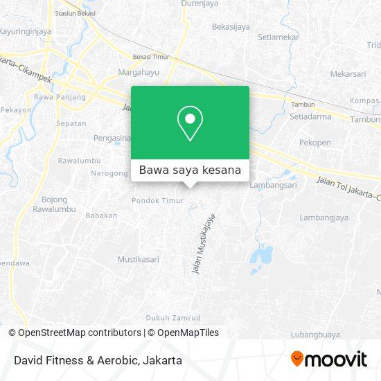 Peta David Fitness & Aerobic