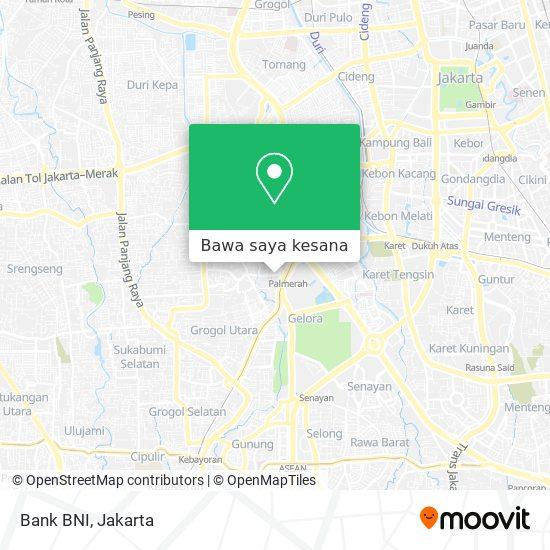 Cara Ke Bank Bni Di Jakarta Barat Menggunakan Bis Atau Kereta Moovit