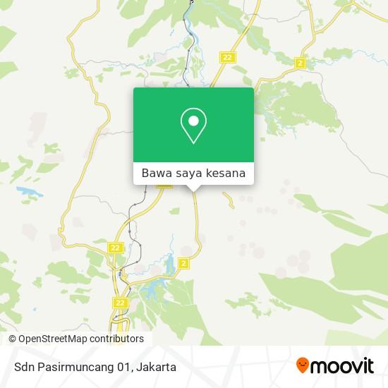 Peta Sdn Pasirmuncang 01