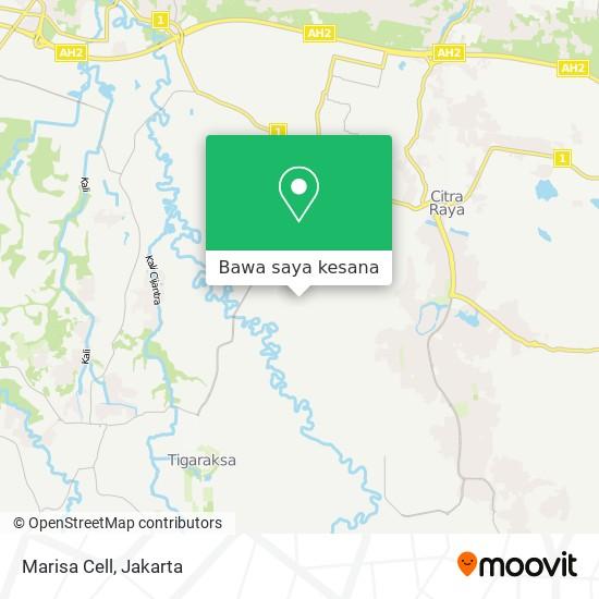 Peta Marisa Cell