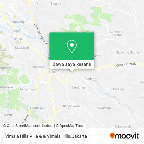 Peta Vimala Hills Villa & & Vimala Hills