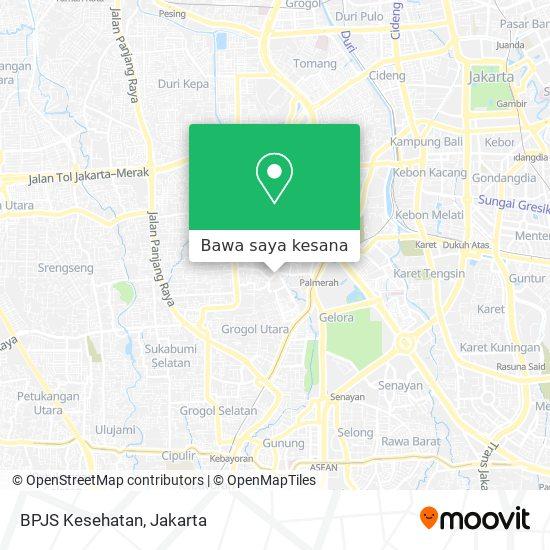 Cara Ke Bpjs Kesehatan Di Jakarta Barat Menggunakan Bis Atau Kereta Moovit