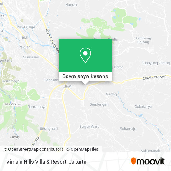 Peta Vimala Hills Villa & Resort