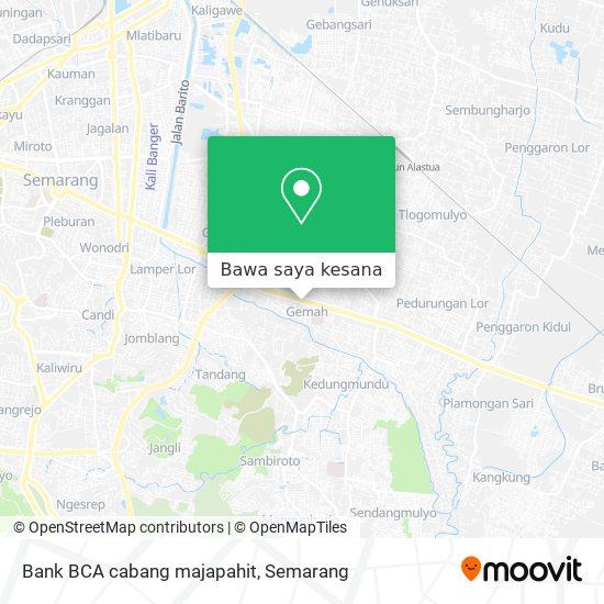 Cara Ke Bank Bca Cabang Majapahit Di Kota Semarang Menggunakan Bis Moovit