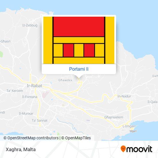 Mappa Xaghra