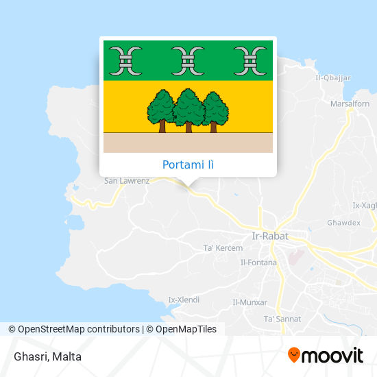 Mappa Ghasri
