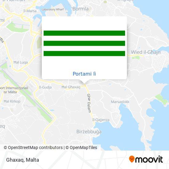Mappa Ghaxaq