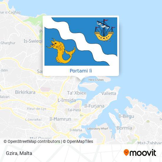 Mappa Gzira