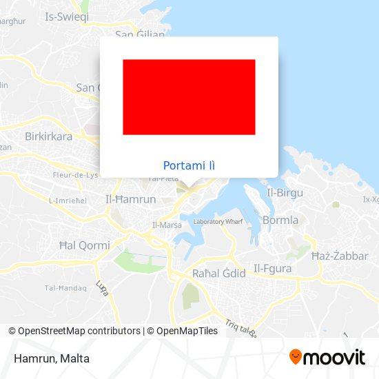Mappa Hamrun