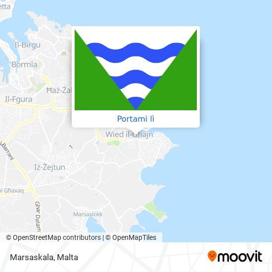 Mappa Marsaskala