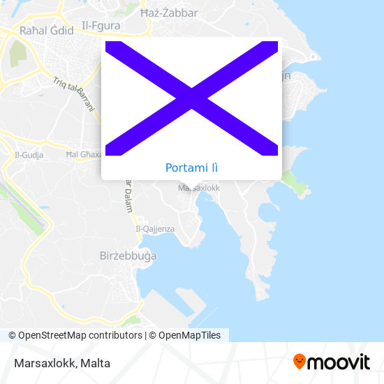 Mappa Marsaxlokk