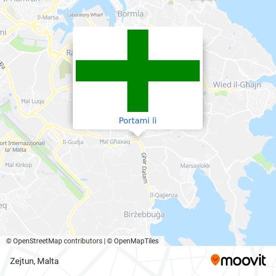 Mappa Zejtun