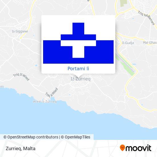 Mappa Zurrieq