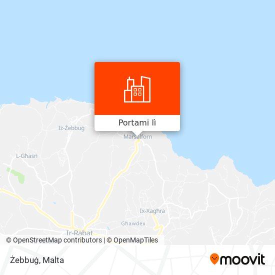 Mappa Żebbuġ