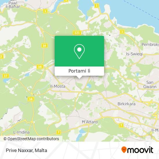 Mappa Prive Naxxar