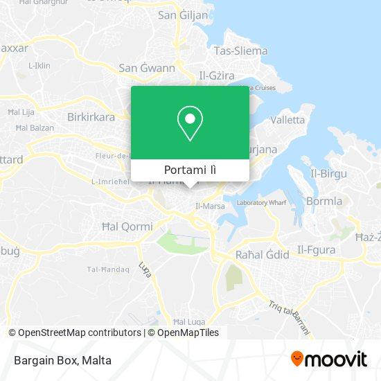 Mappa Bargain Box