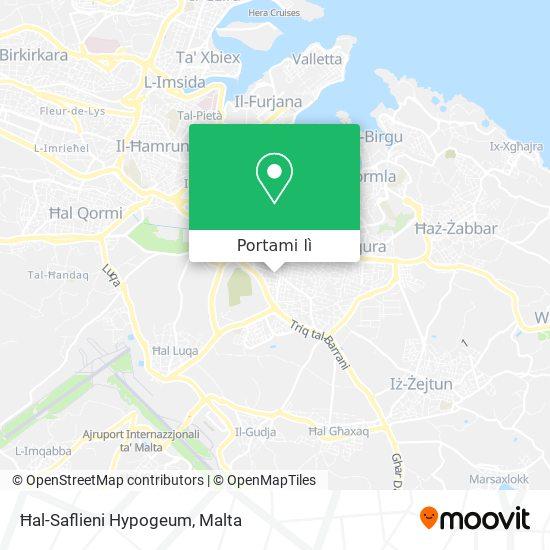Mappa Ħal-Saflieni Hypogeum