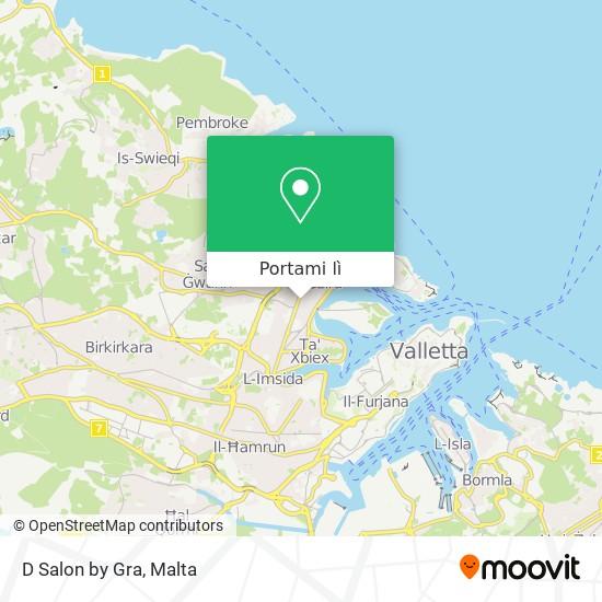 Mappa D Salon by Gra